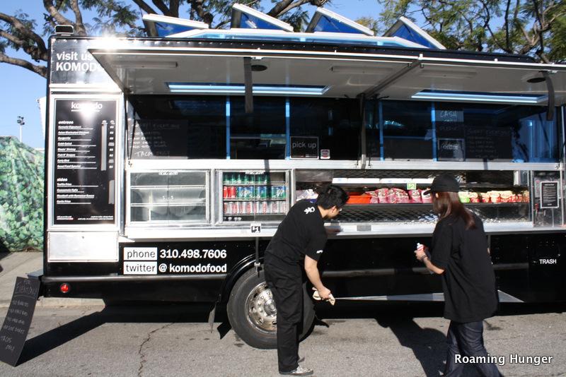 Food Truck App Los Angeles