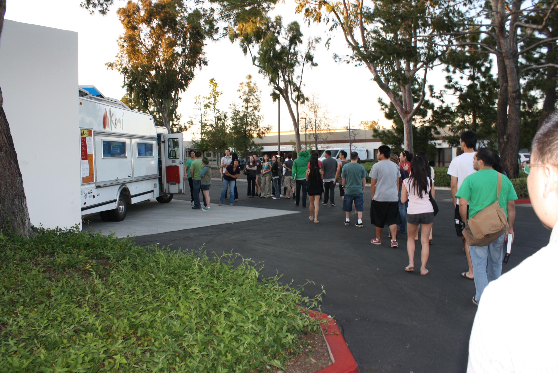 Food Truck Venue Orange County