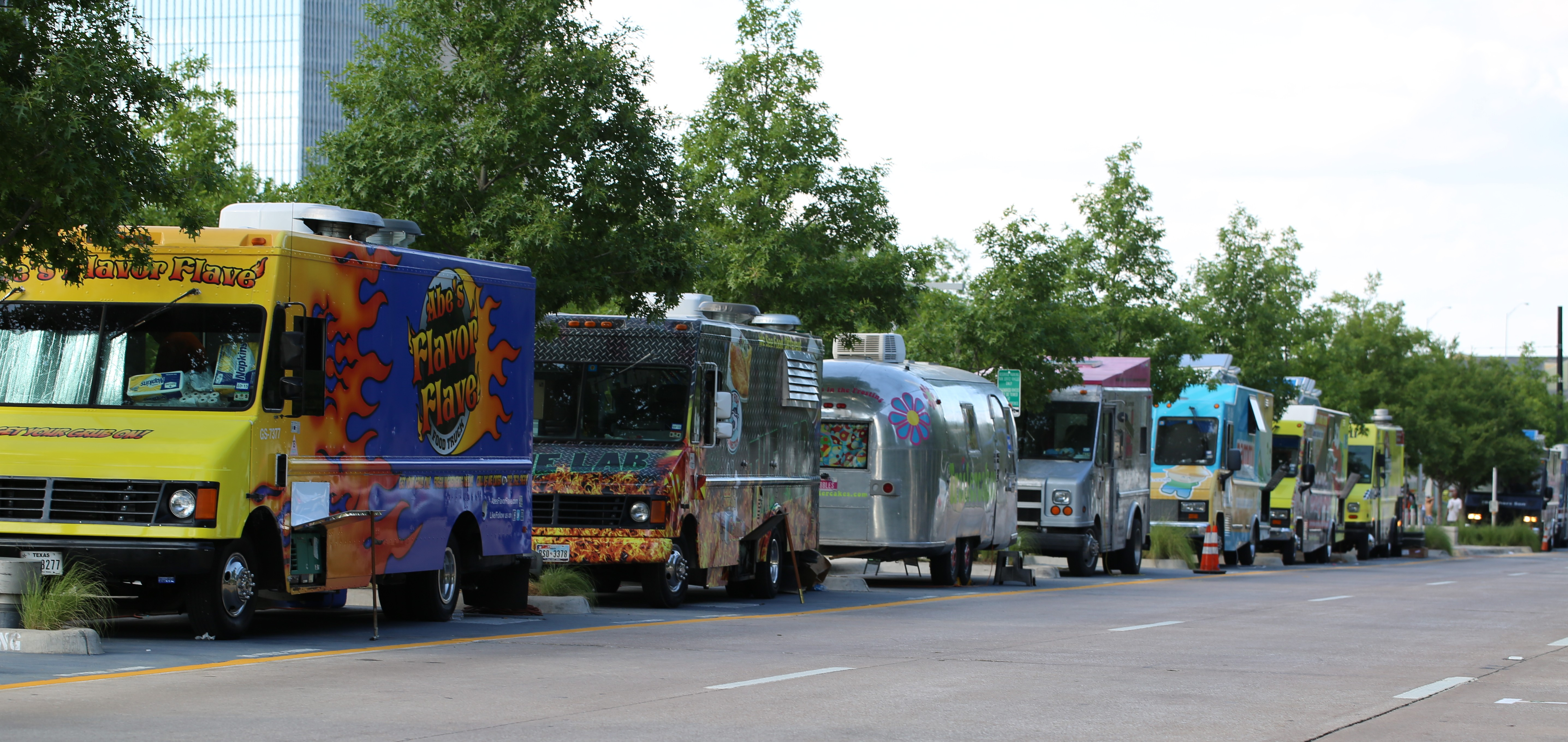 Food Truck Park Fort Worth Tx