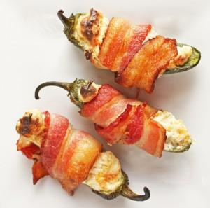 bacon wrapped jalapeno bites