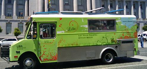 Liba Falafel Food Truck