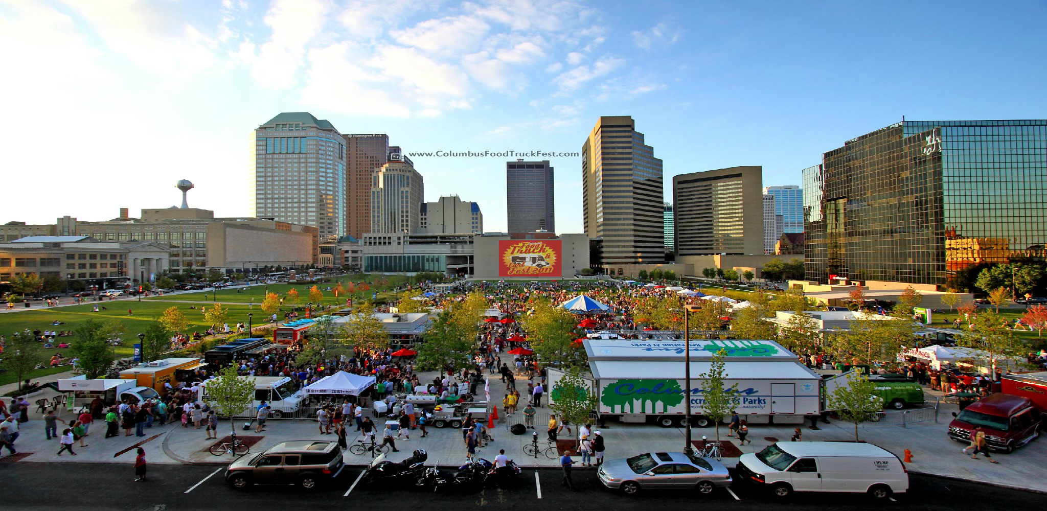 Food Truck Festival  Ohio