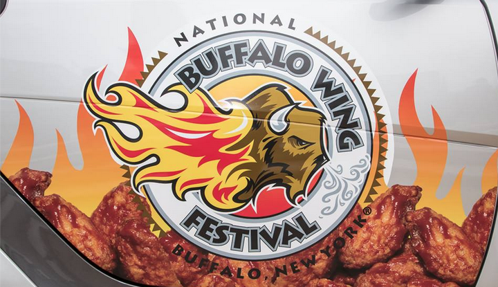 National Buffalo Wing Festival 2014
