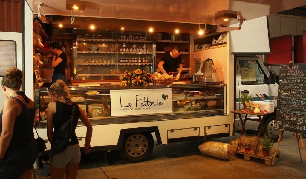 La Frattoria Food Truck