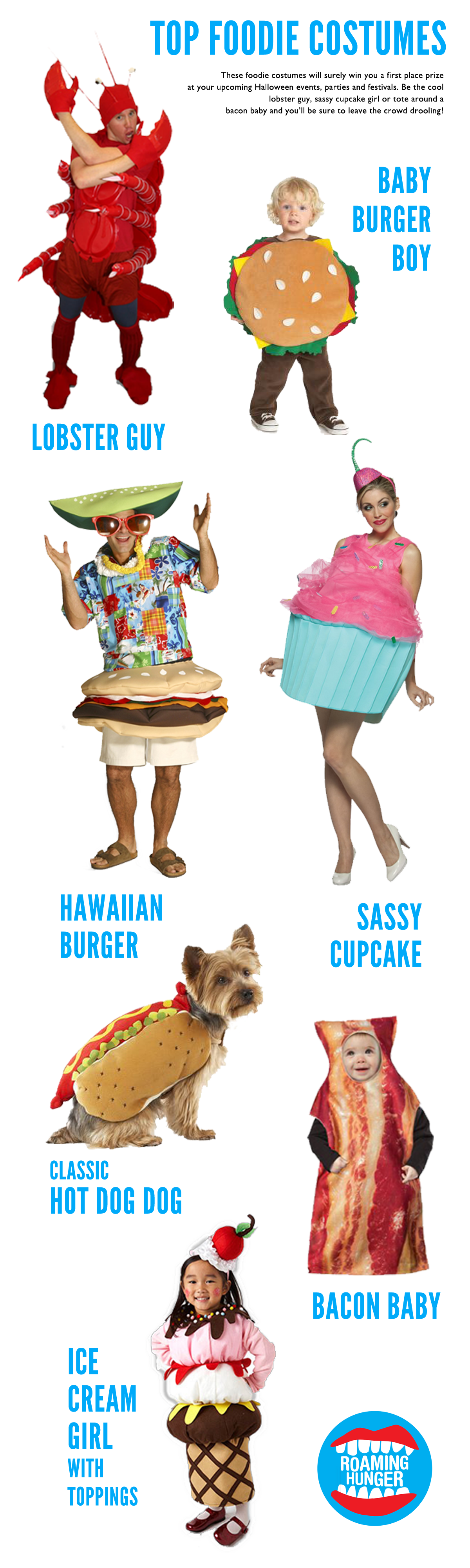 Top Foodie Costumes