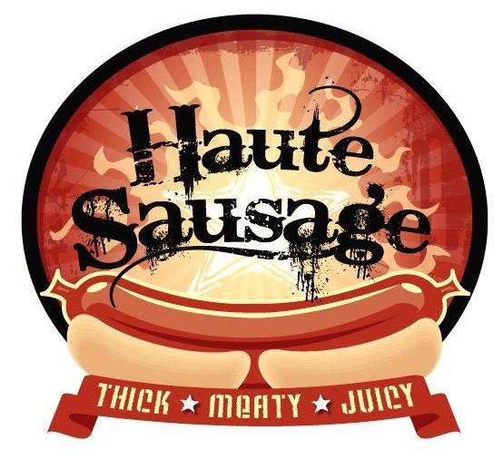 HauteSausage logo