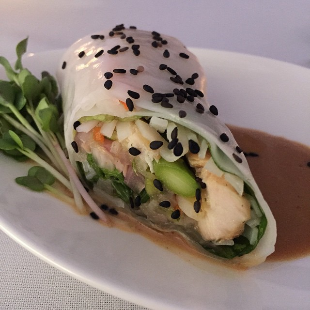 Taste of America - Chicken Spring Roll