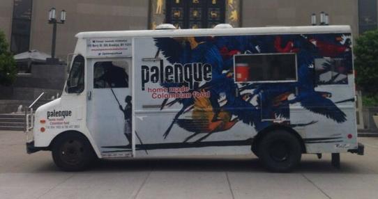 Palenque Truck