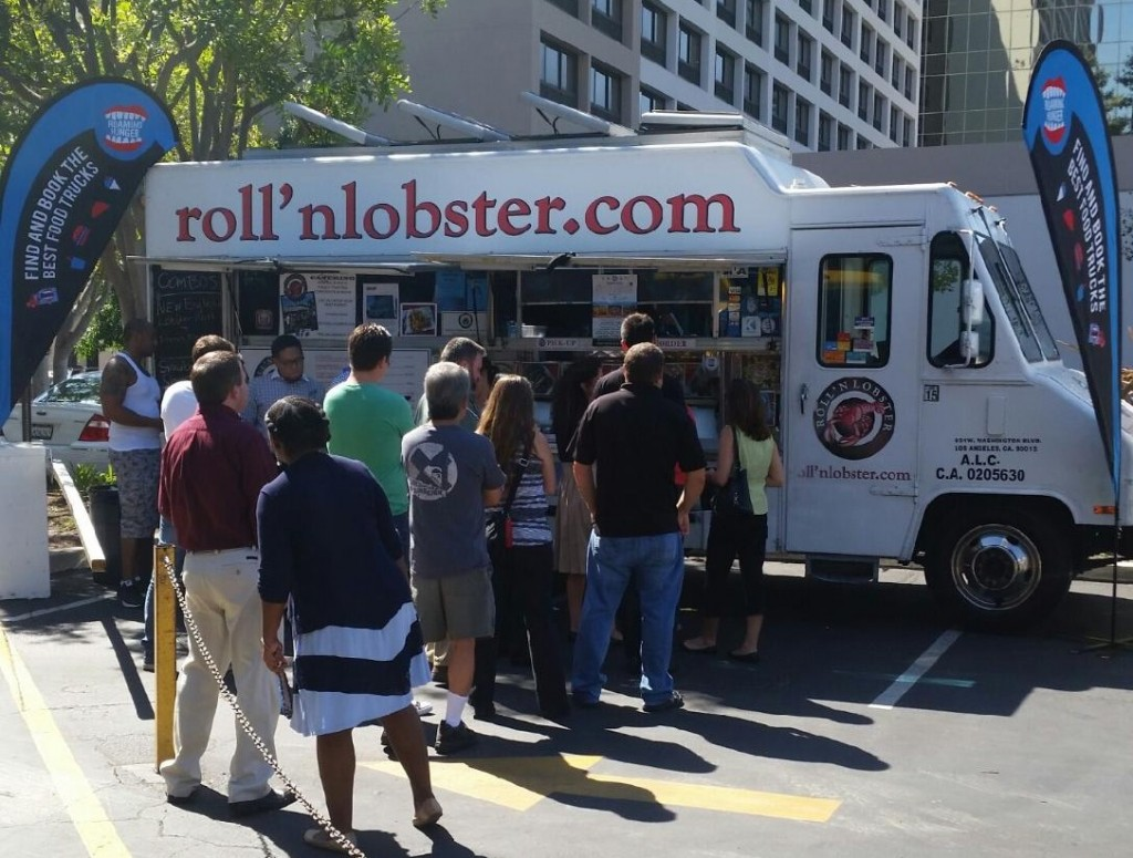 Rolln' Lobster Truck