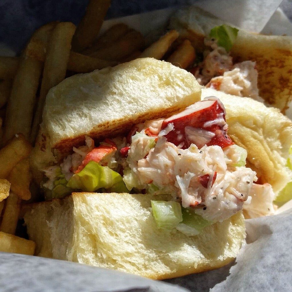 Rolln' Lobster Slider