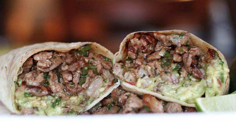 Komodo Burrito