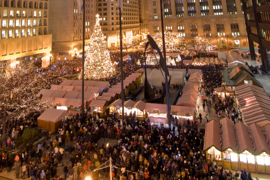 Christkindlesmarkt Chicago