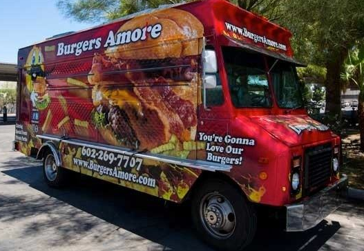 Burgers Amore Food Truck