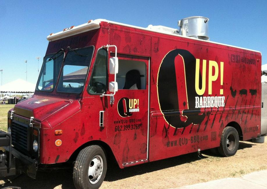 Q Up BBQ Truck