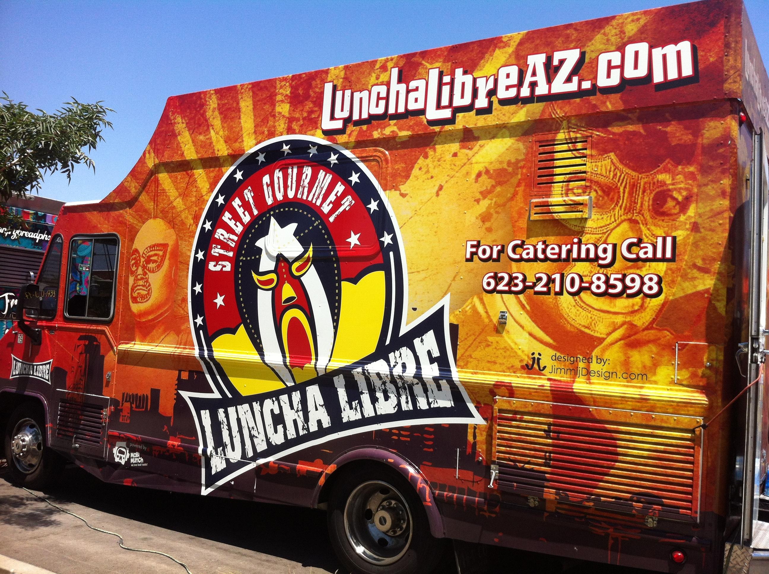 Luncha Libre Truck