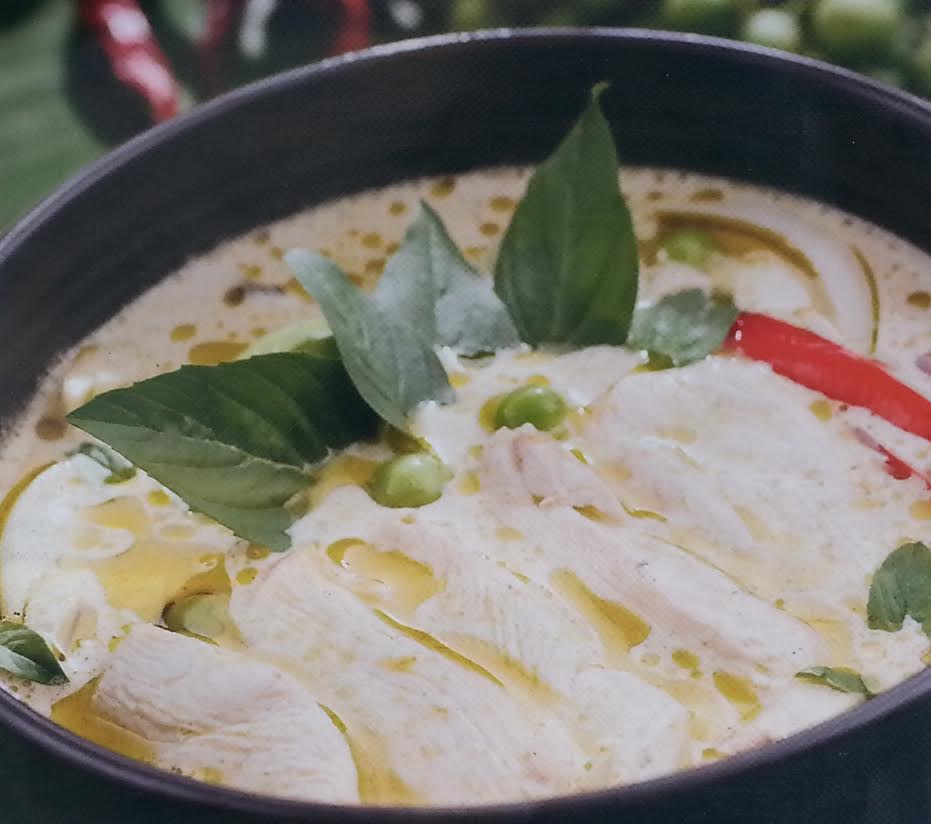 Tooq Tooq Green Curry