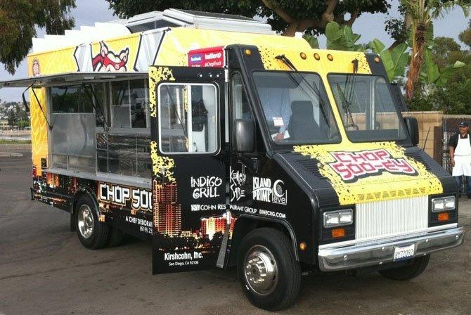 Chop Soo-ey Food Truck