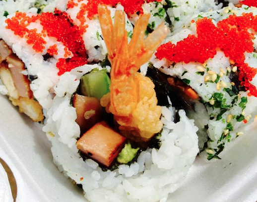 Fresh Off the Truck - Musubi Roll