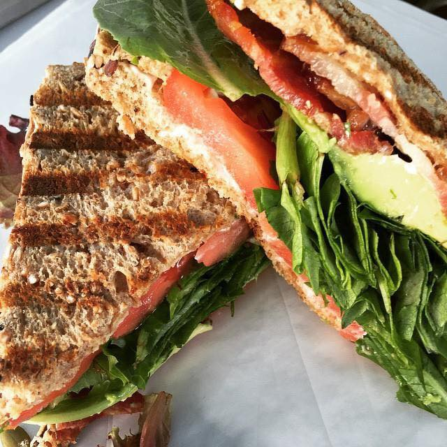 50 Shades of Green - Classic BLT