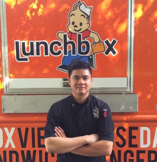 Chicago Lunchbox Owner John Nguyen