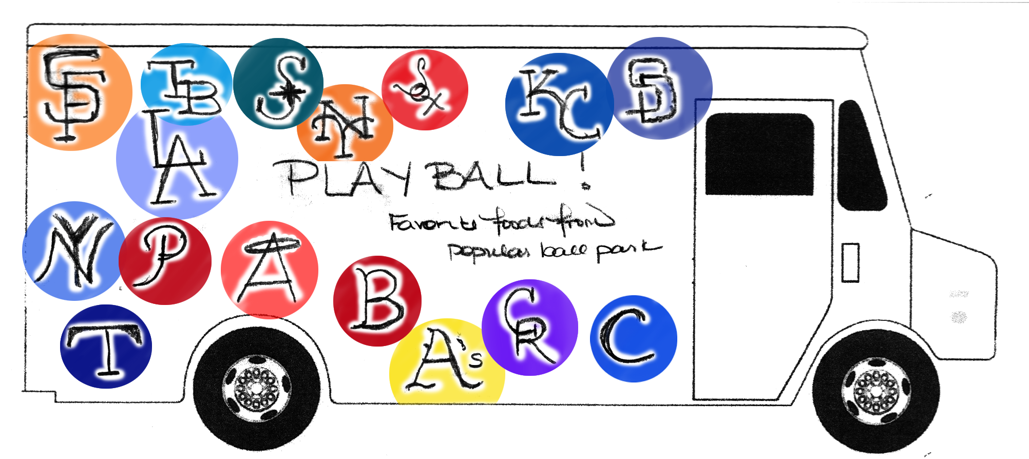 Playball Food Truck