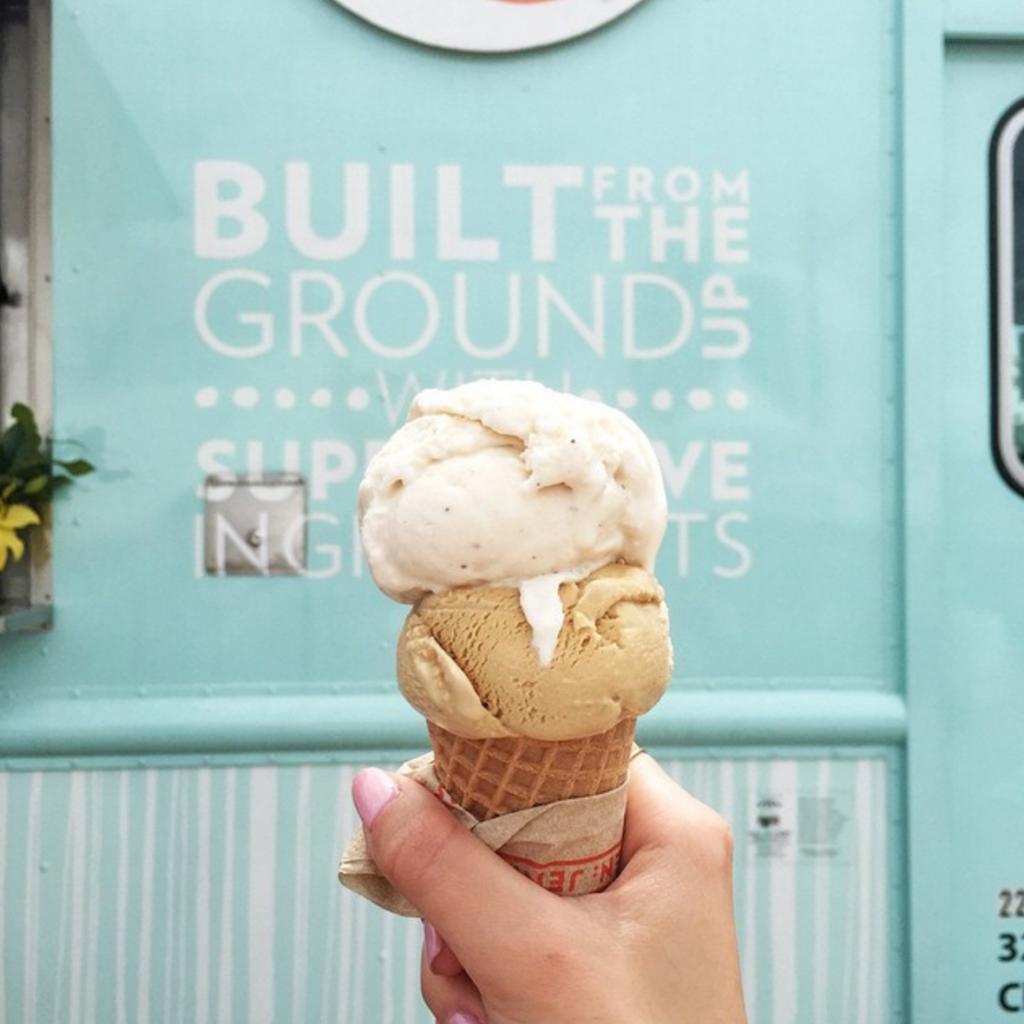 Jenis Ice Cream SXSW