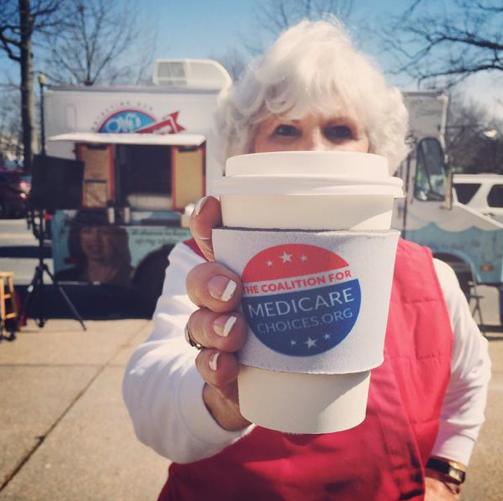 Medicare Truck - Coffee
