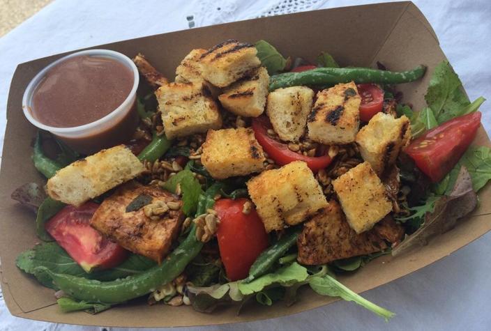Ripe Cuisine - Panzanella Salad