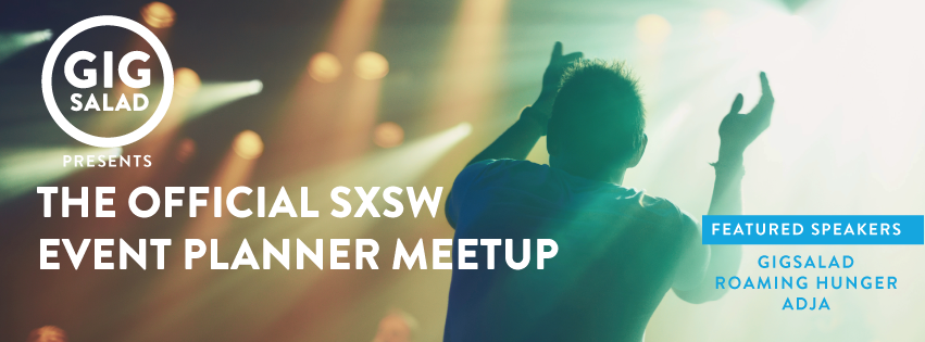Roaming Hunger at SXSW - Event Planner Meetup