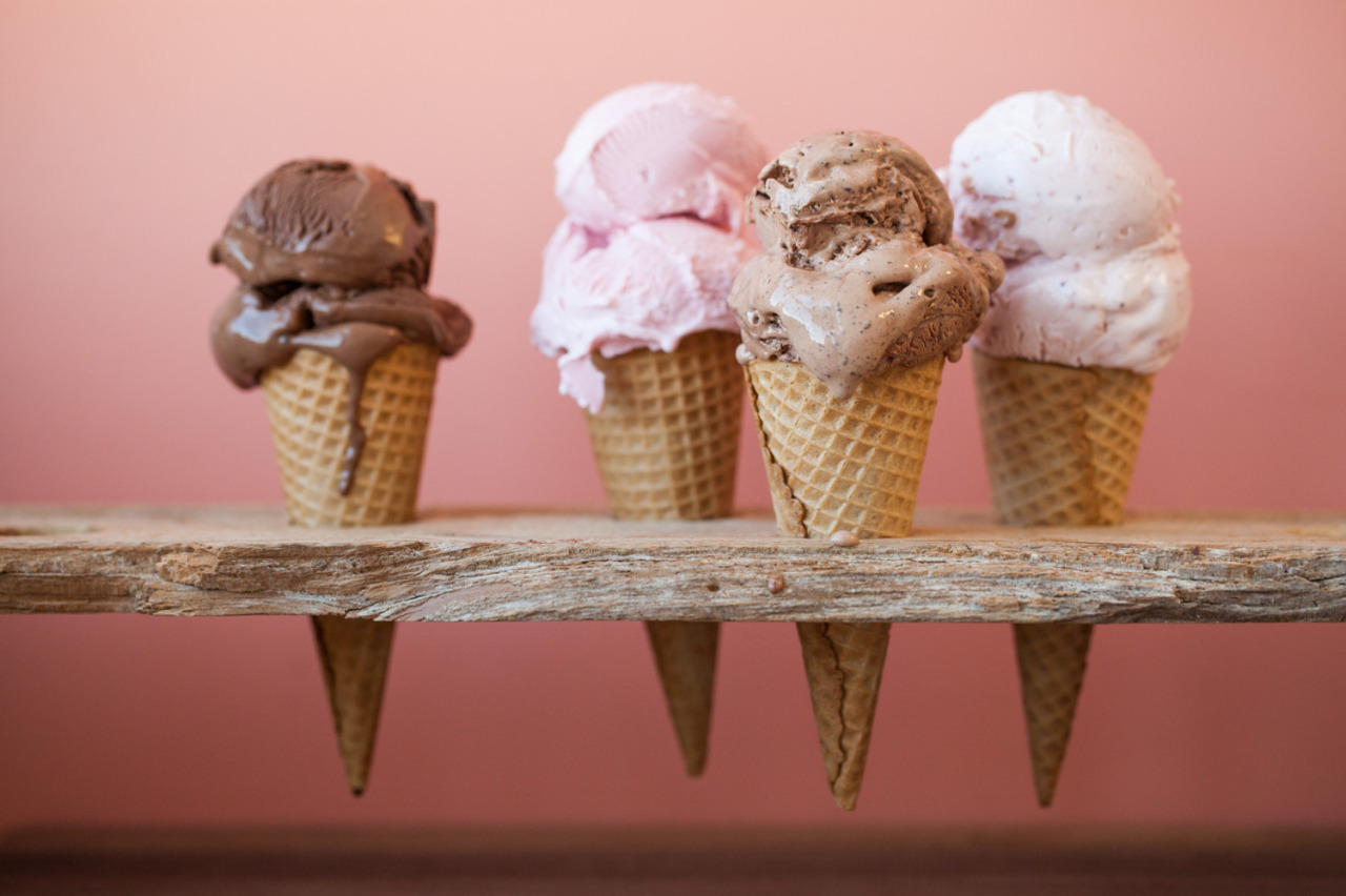 jenis splendid ice cream cones