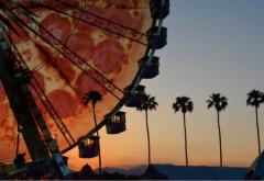 Coachella Pizza Wheel