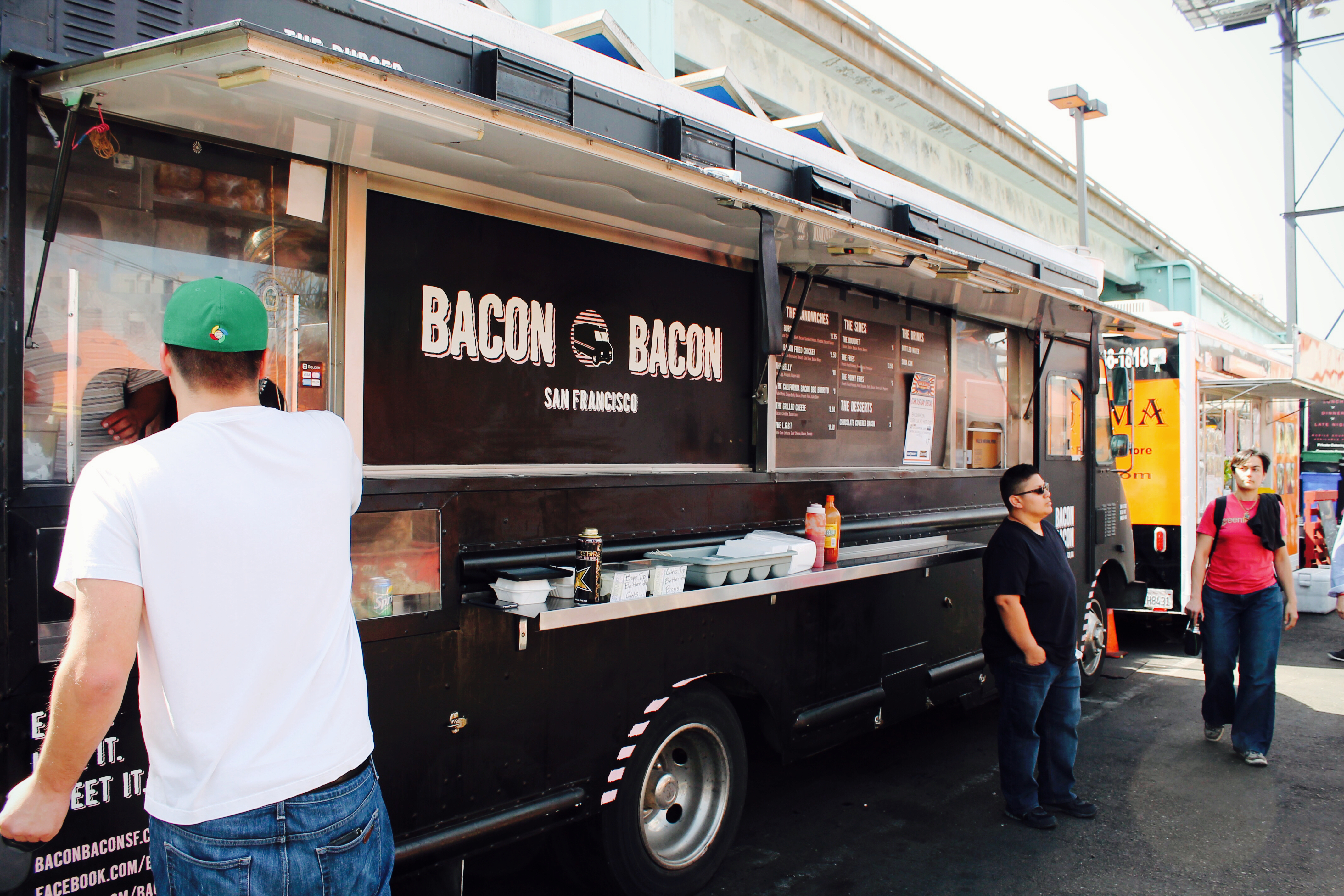 Bacon Bacon Truck SF