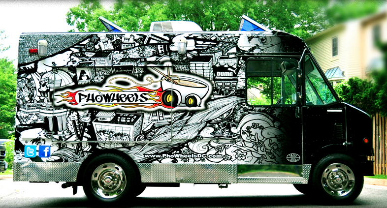 Pho Wheels Food Truck
