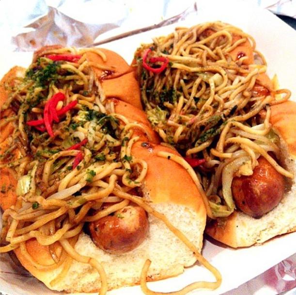 Tokyo Doggie Style - Chow Mein Dog