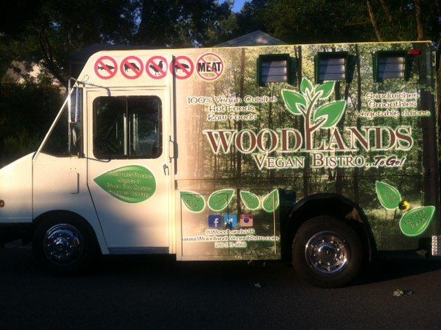 Woodlands Vegan Bistro Truck