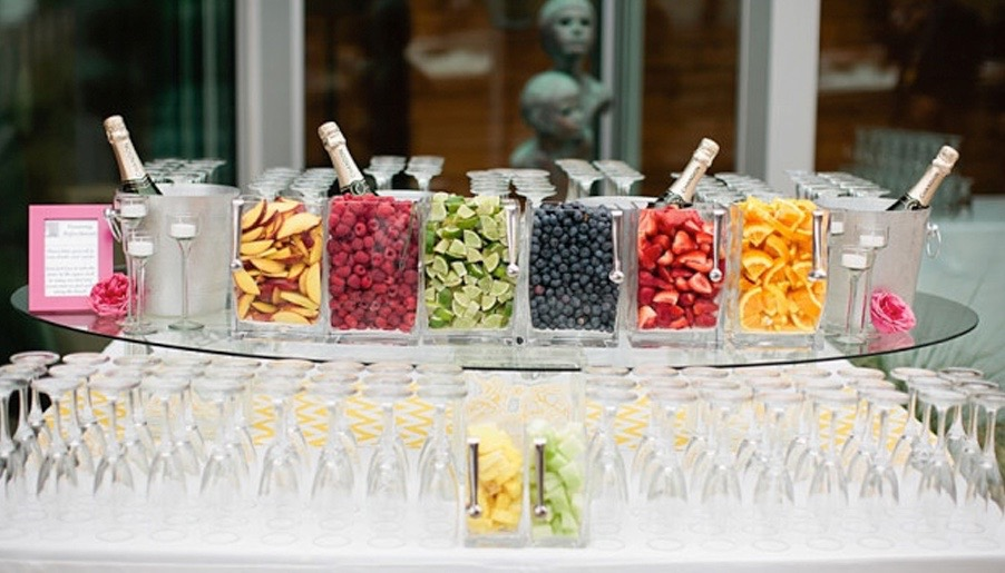 8 Unconventional Wedding Reception Ideas