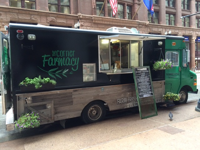 Corner Farmacy Food Truck