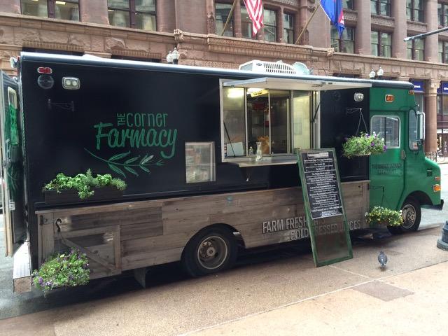 Corner Farmacy Food Truck
