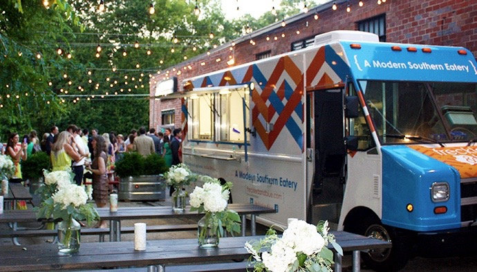 Food Truck Reception