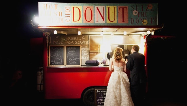 8 Unconventional Wedding Reception Ideas Roaming Hunger