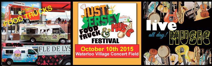 Just Jersey Food Truck Festival