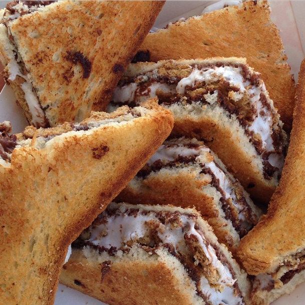 The Grilled Cheese Truck - S'mores Melt