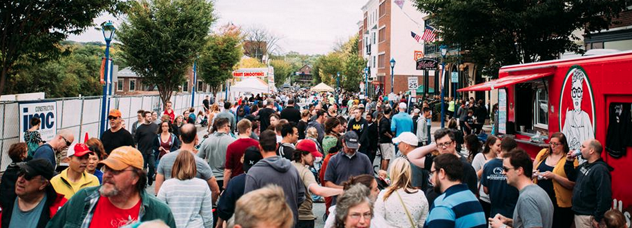 Phoenixville Food Truck Festival October