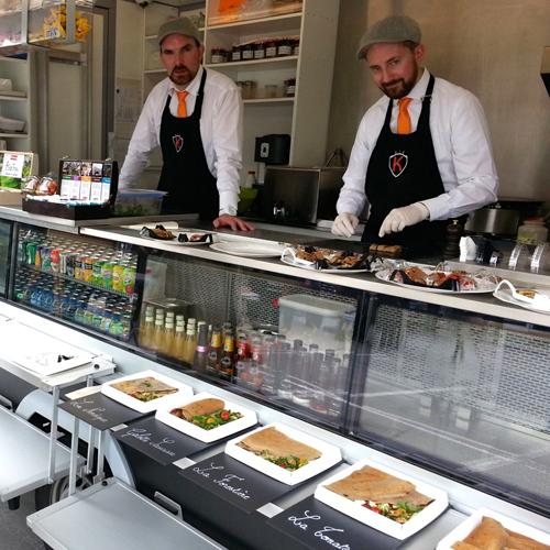 Korrigans Food Truck Owners