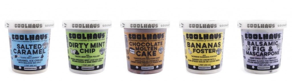 Coolhaus pints