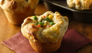Mini Turkey Pot Pie