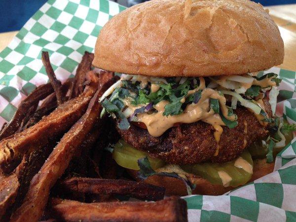 Homegrown Smoker - Krusty Burger