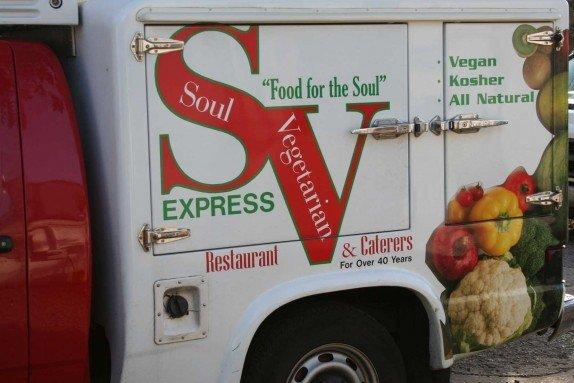 Soul Vegetarian Express