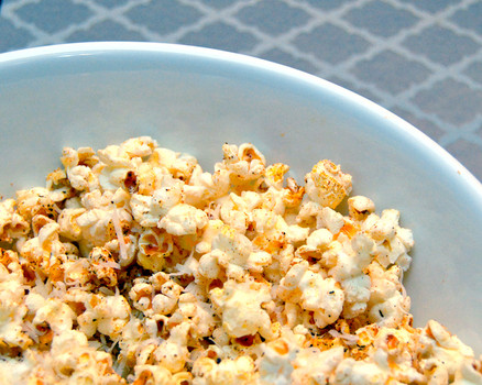 Cajun popcorn with lime- examiner.com
