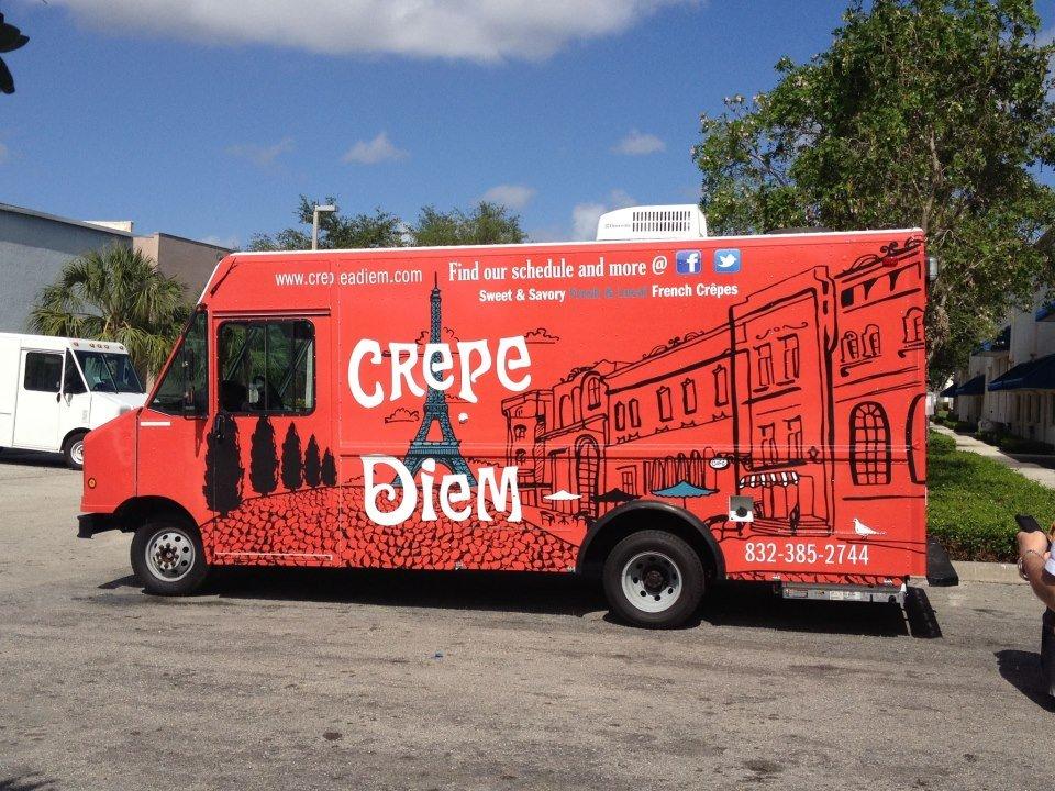 Crepe A Diem Food Truck